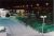 Caravan_Hotel_Yard_at_night