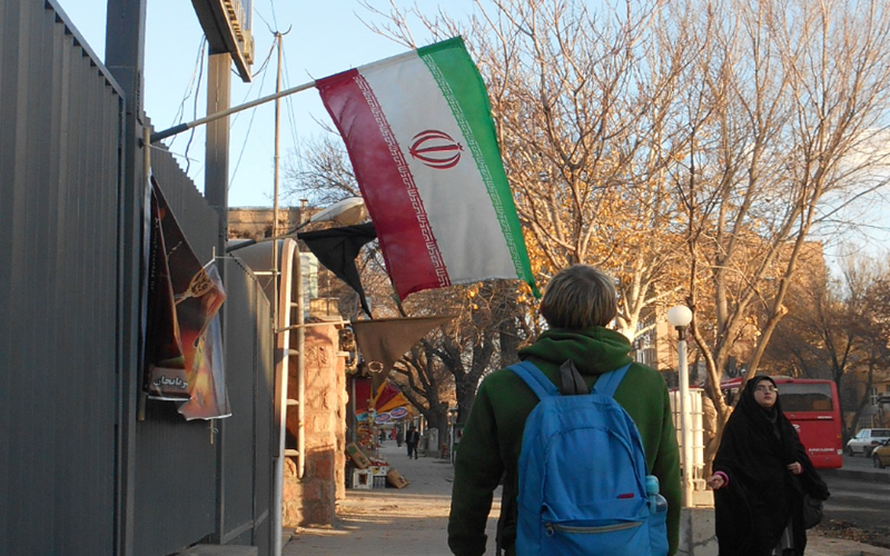 My Trip to Iran as a Backpacker