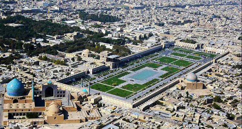 Isfahan is the symbol of Iranian tourism
