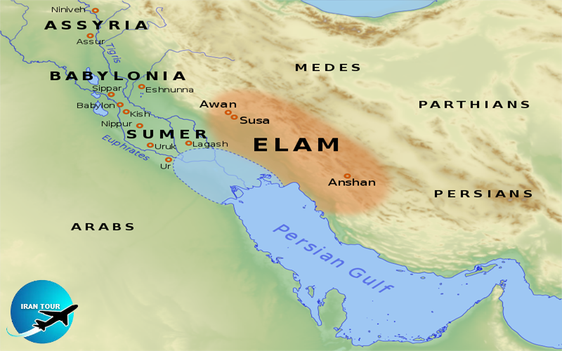 BRIEF HISTORY OF ELAM