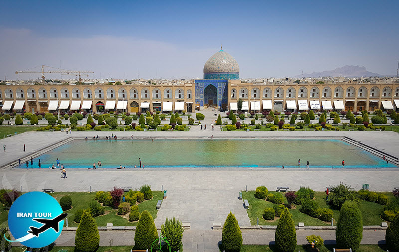 Isfahan One-day city tour program
