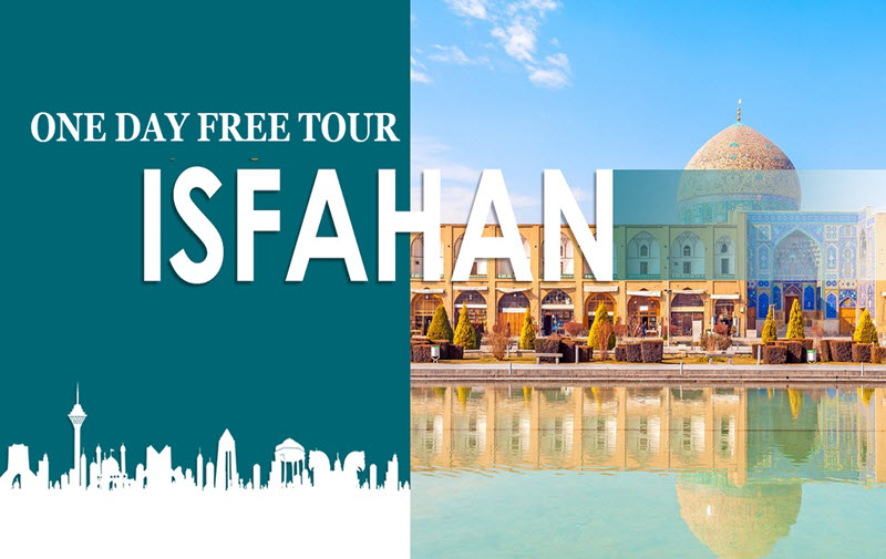 One day free tour in Isfahan
