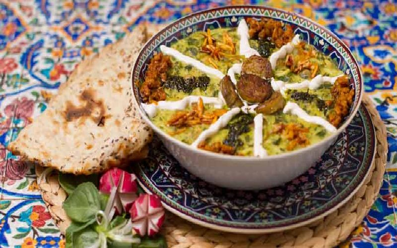 Top 10 Isfahan's dishes
