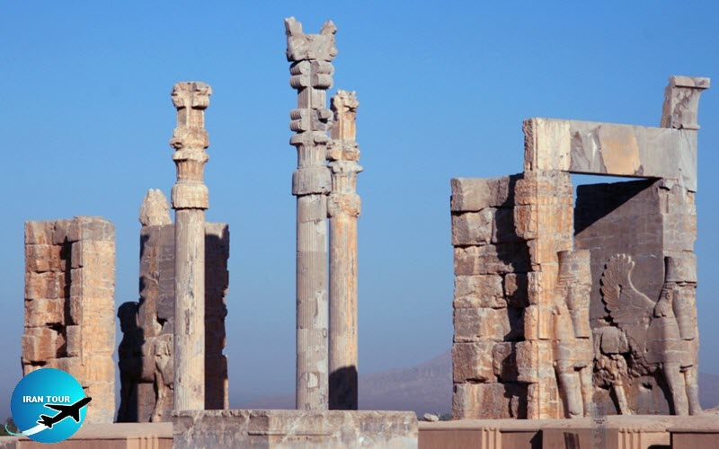 Persepolis, glory of past, a treasure of the present