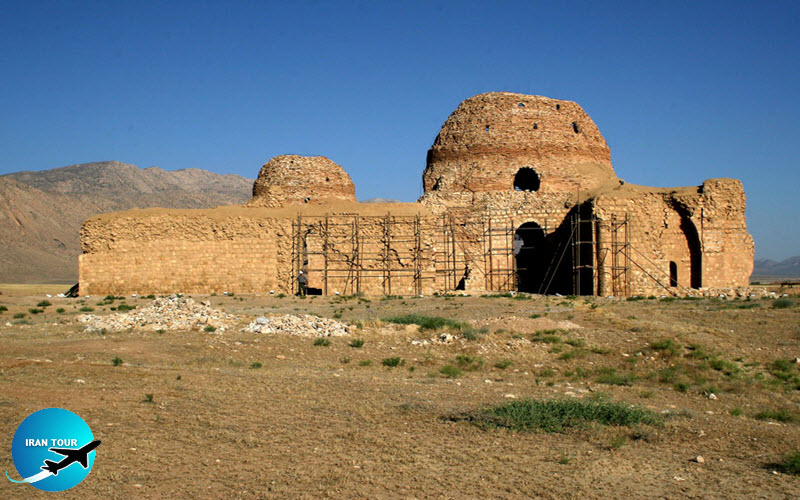 The Sarvestan Palace