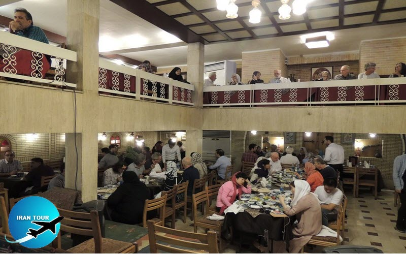 Top 10 Restaurants in Shiraz