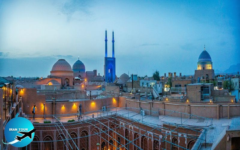 These charms of Yazd will enchant you