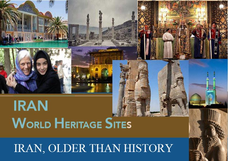 Iran World Heritage Sites