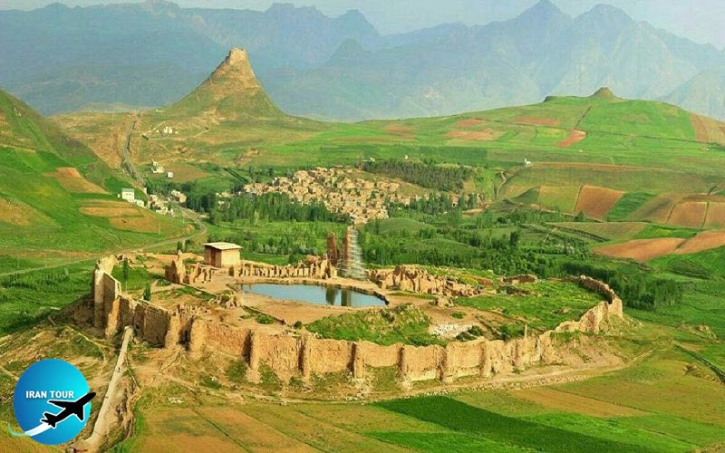 Takht-e Soleyman, A universal heritage