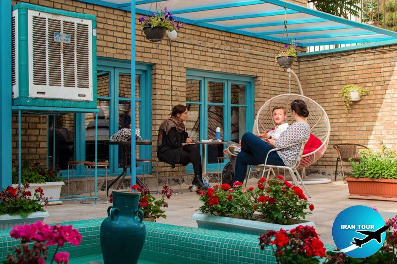 HI Tehran Hostels with different branches in cities